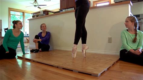 portable floors for home gyms practice