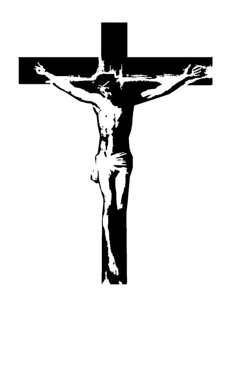 three black and white cross black and white crucifix black and white clipart 3 wikiclipart