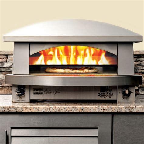 kalamazoo artisan fire outdoor pizza oven williams sonoma