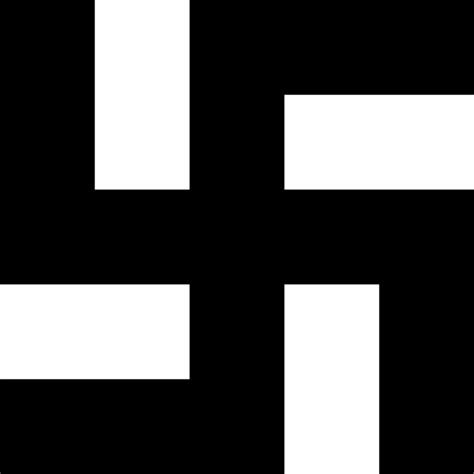 file swastika right facing svg wikimedia commons