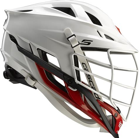 cascade comfort cascade lacrosse launches new s helmet on field during