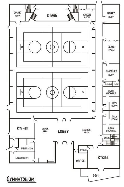 church gym floor plans floor plans doubling gap center home of c yolijwa