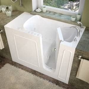 walk in bathtub prices costs comparison list 2016