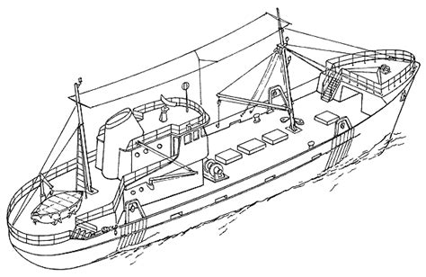 parts of a commercial fishing boat irs iid 7892