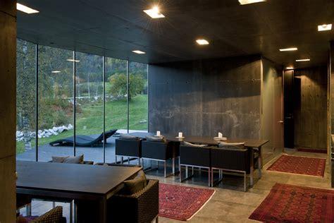 ex machina hotel juvet landscape hotel in norway homedezen