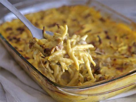 pasta fiori di zucca e salsiccia trofie al forno con crema di zucca e salsiccia mastercheffa