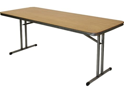 Folding Table by Galvanised Steel Folding Tables Folding Table