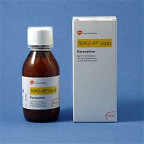 Paxil Detox How by Image Gallery Liquid Fluoxetine