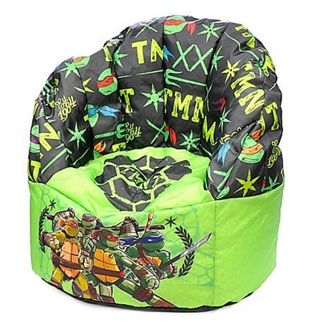 ninja turtle sofa chair ninja turtles bean bag chair bed bath beyond