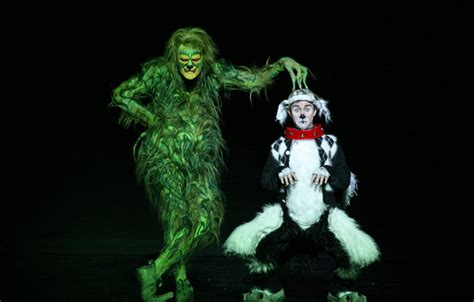 how the grinch stole christmas musical