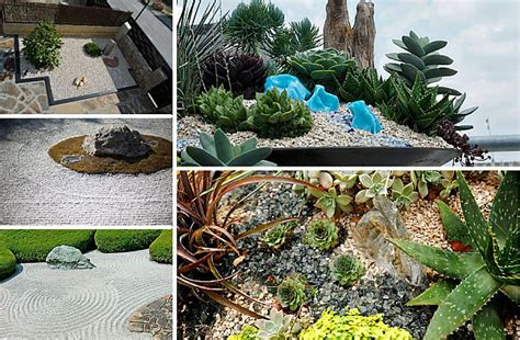 How To Decorate A Small House With No Money 20 fabulous rock garden design ideas