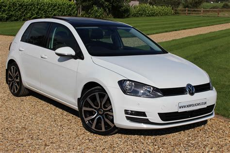 white volkswagen golf 2014 volkswagen golf gt tdi white panoramic roof youtube