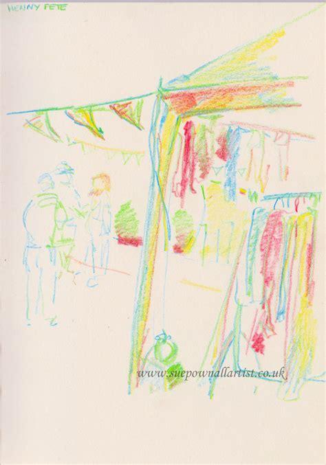 sketchbook a5 lyra of a nomad sue pownall artist illustrator