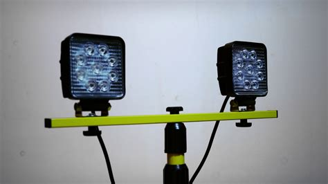 best construction work lights the best led work light on the planet