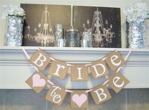 bridal shower plates bridal shower bannerbachelorette bridal shower decor
