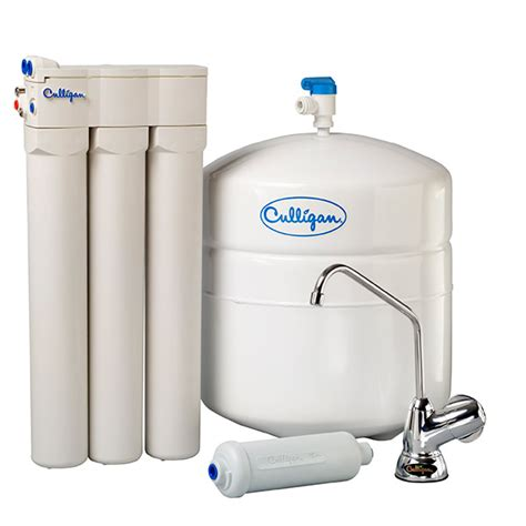 culligan under water filter system us600 ac 30 good water machine reverse osmosis water filter
