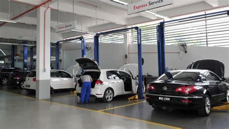volkswagen service department volkswagen 4s dealership to open in puchong