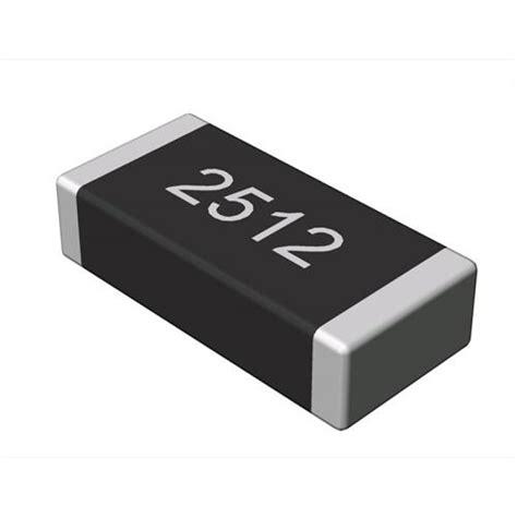 resistor smd de precisão resistor smd 1w 2512 5 de toler 226 ncia