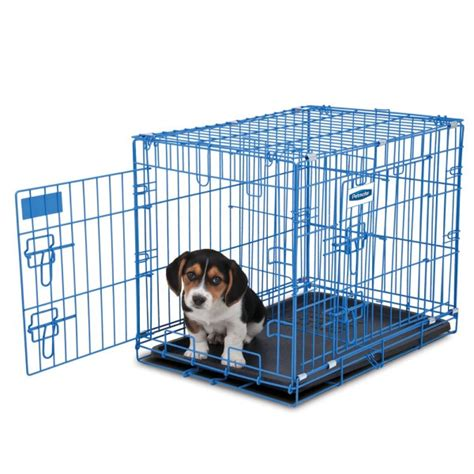 how can a stay in a crate ask a trainer what s the simplest way to potty iheartdogs