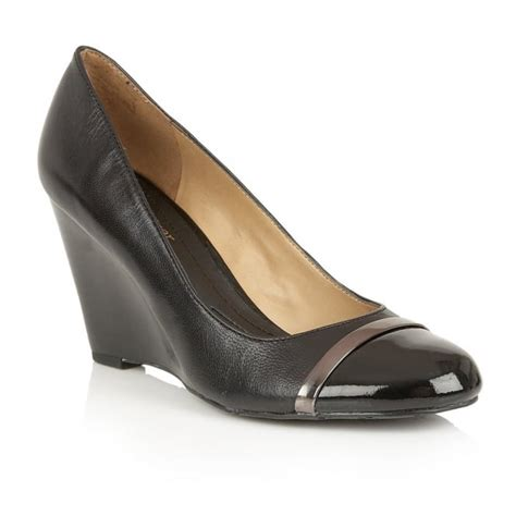 naturalizer shoes hawthorn black wedge shoes shoes from