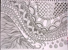 zentangle coloring book free printable zentangle coloring pages for adults