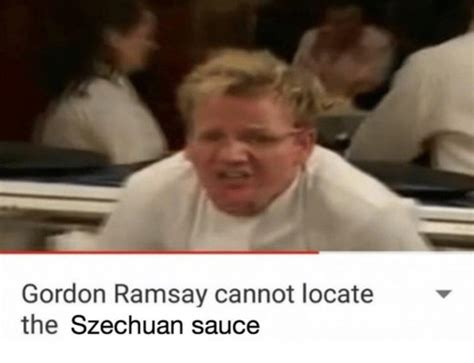 Sauce Meme - rick and morty szechuan sauce memes are taking over the