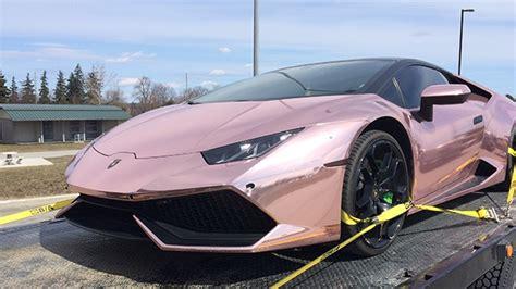 Stunt Lamborghini Lamborghini Among 12 Vehicles Impounded For Stunt Driving