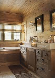 Rustic Bathroom Decorating Ideas by 40 Rustic Bathroom Designs Decoholic