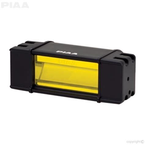 piaa ion yellow light bar piaa automotive ls