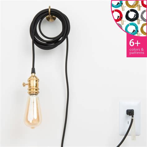 Pendant Light Cord Set In Pendant Light Cord Set Brass Color Cord Company