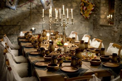 banquete medieval vaillant medieval feast 187 spicyevent