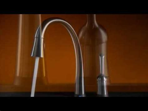 delta touch20 kitchen faucet delta faucet touch20 technology touch faucet youtube
