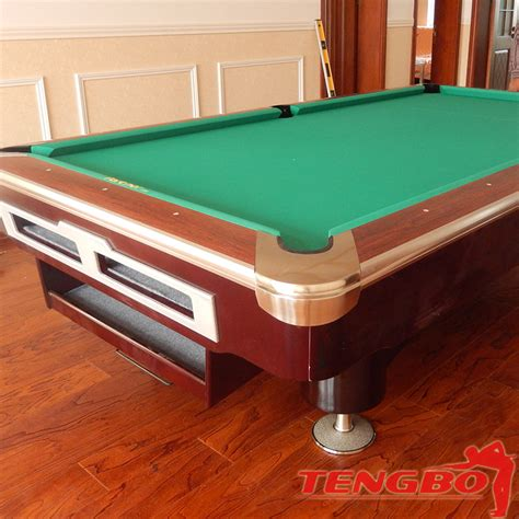 2015 brand new 6th generation billiards pool table price