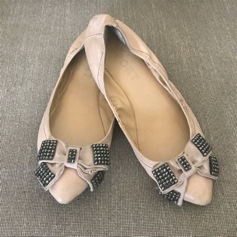 Pointy Bow Flats 80 report shoes sale report pale pink pointy