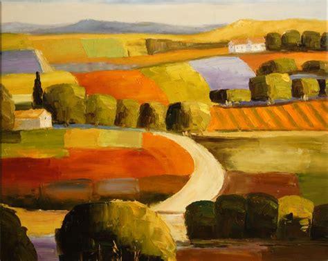 cuadros de paisajes abstractos pinturas paisajes abstractos zoeken arte