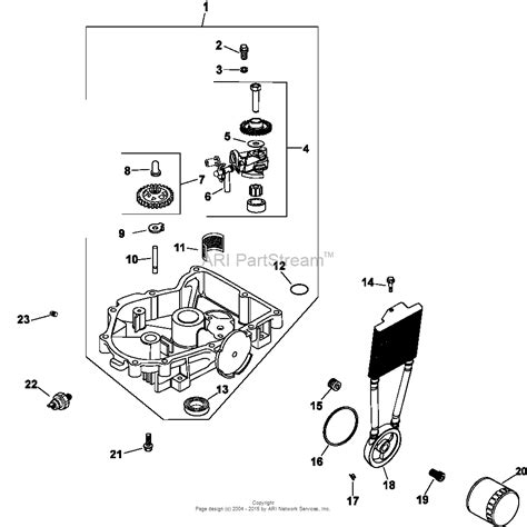 kohler ch 23 parts diagram marathon parts diagram