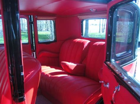 Upholstery Restored by Antique Auto Upholstery Restoration Nappanee Indiana Jpg