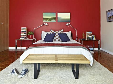 Pareti Color Rosso by Pareti Colorate Come Personalizzare Living E Camere Da