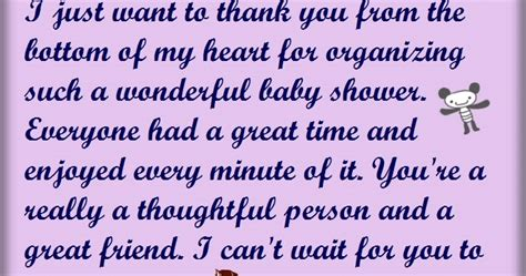 My Lovely Unborn Baby baby shower thank you wording poems and quotes