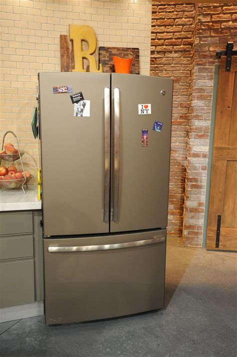 new appliance colors the rachael show set will be the to showcase a
