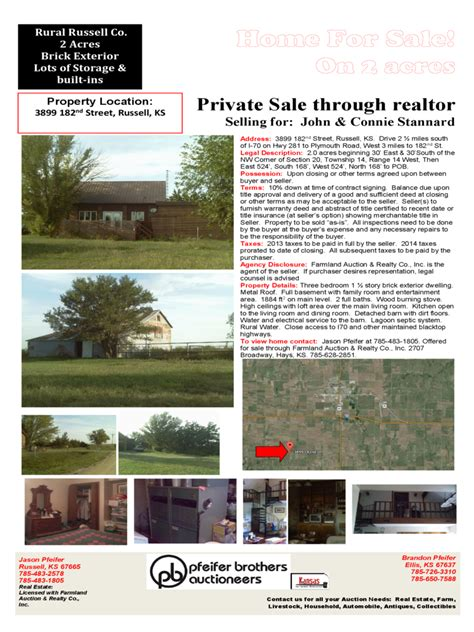 real estate flyer 2 free templates in pdf word excel