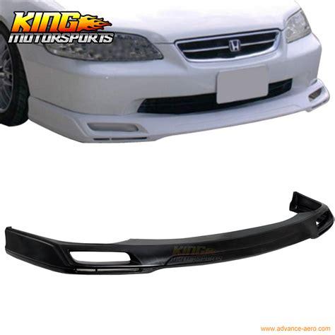 1999 honda accord coupe front bumper aliexpress buy for 1998 1999 2000 2001 2002 honda accord sedan 4dr pu v style front bumper