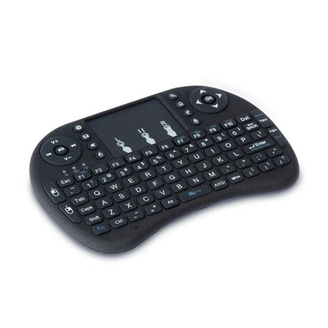 mini wireless keyboard touchpad mouse combo rp002 rees52