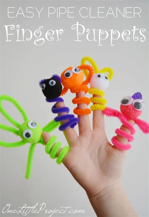 crafts to make 16 cool diy crafts to make with pipe cleaners diy ready