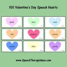 s day speech activities therapy ideas valentines day on therapy