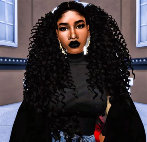 sims 4 cc black hairstyles sims 4 ethnic hair tumblr