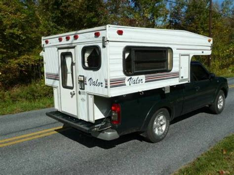 Short Bed Truck Camper Craigslist Sunlite Valor Popup Truck Camper Images Frompo