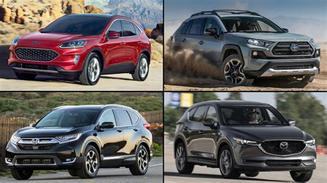 refreshing  revolting  ford escape   competition motortrend