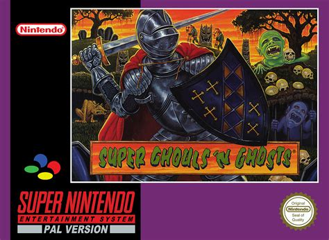 Super Ghouls 'N Ghosts (Game)   Giant Bomb