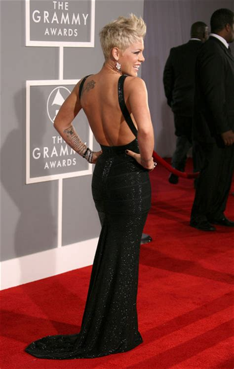 The 49th Annual Grammy Awards by Pink In 49th Annual Grammy Awards Arrivals Zimbio